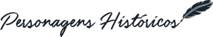 Logotipo Personagens Históricos